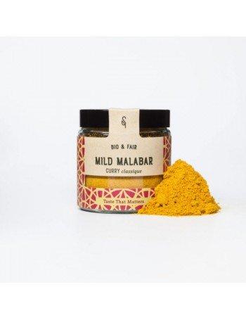Curry Mild Malabar Bio