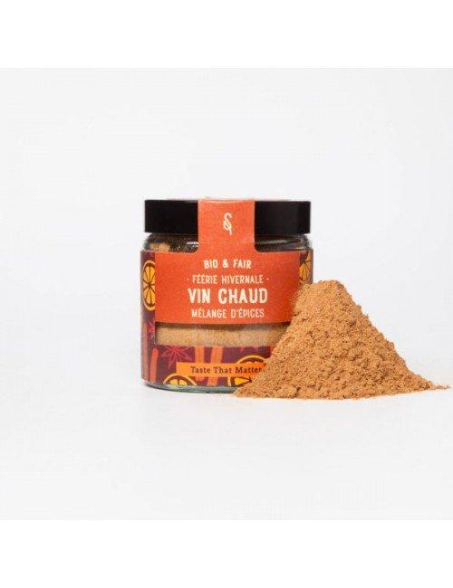 Epices pour Vin Chaud Bio