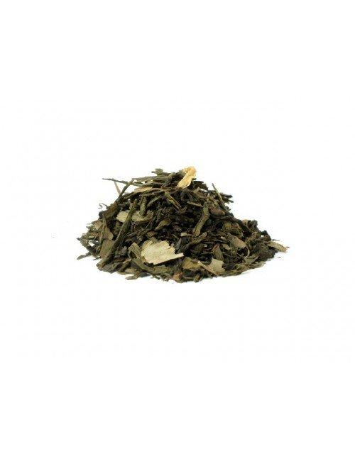 Thé vert au Ginkgo