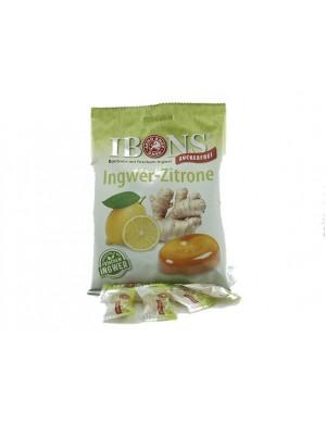 Bonbons Gingembre-Citron Sans Sucre