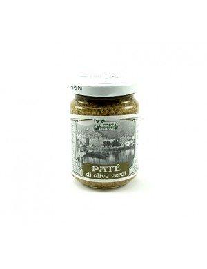 Tapenade olive verte