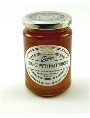 Confiture Orange & Whisky Malt