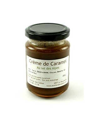 Crème de Caramel, Au Sel Des Alpes