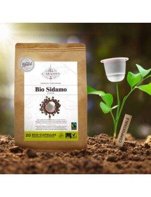 Café Bio Sidamo capsule