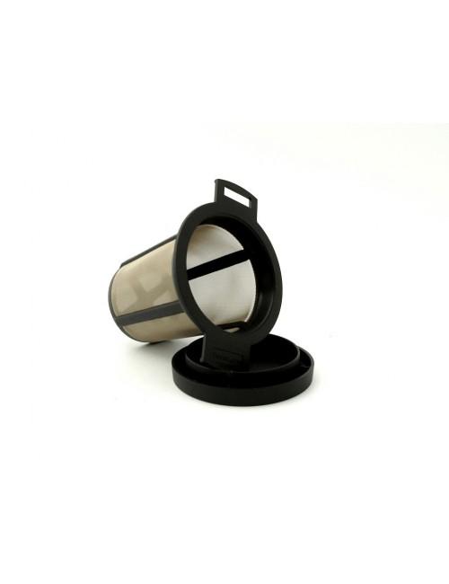 Filtre plastique noir