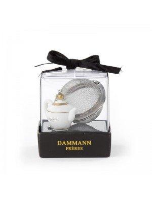 Boule à thé Dammann Théière