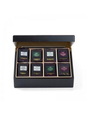 Coffret Bois 48 sachets de thé