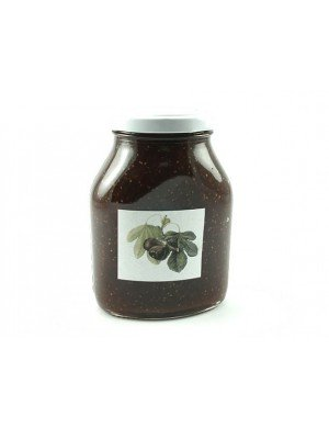 Confiture Figue Bleue artisanale