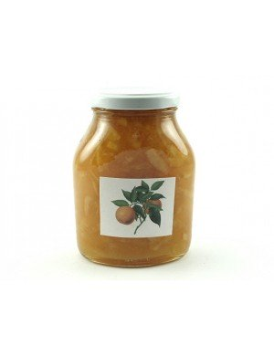 Confiture Orange artisanale