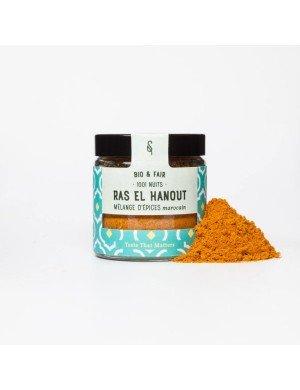Ras El Hanout Bio
