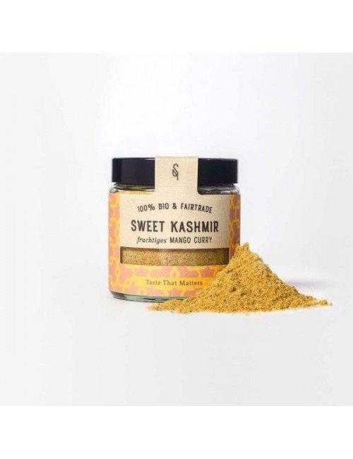 Curry Fruité à la Mangue Bio