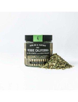 BBQ Veggie California Bio